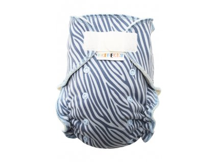 Modrá zebra SZ