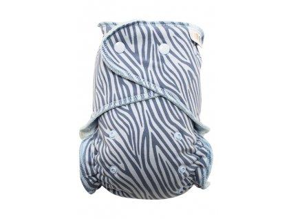 Modrá zebra PAT