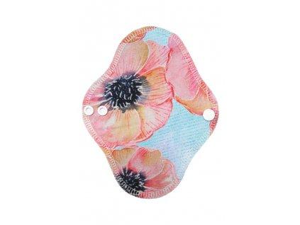 Intimka Akvarelové květy