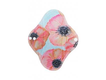 Denní Akvarelové květy