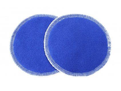 Prsní fleece Modrá