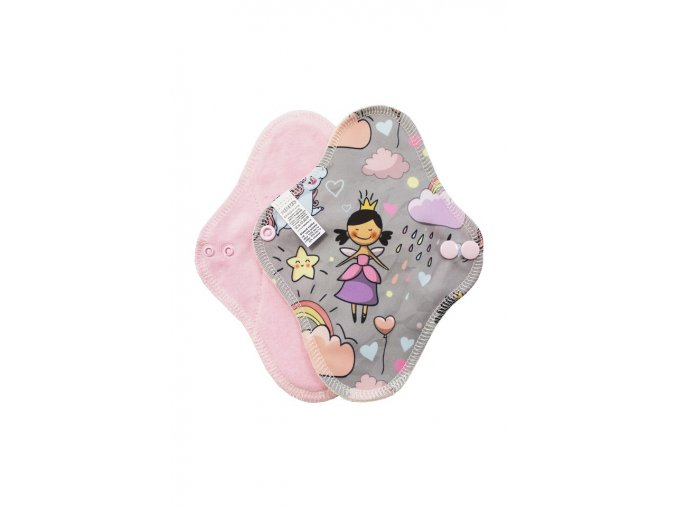 Slipovka PUL Princezny s jednorožcem, sv.růžový