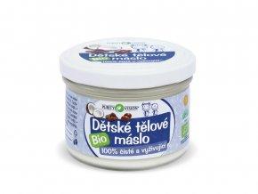 dětské tělové máslo 200ml