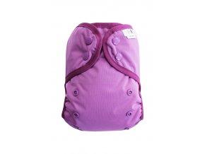 Fialová PAT, fialová gumička