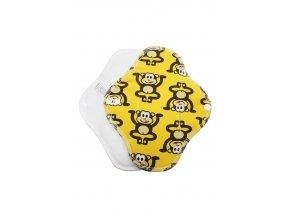 Denní Bílá, Opice žluté