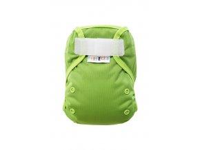 Zelené SZ, limetková gumička