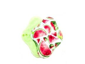 Melouny zelená