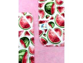 Melouny růžová