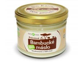 bambucké máslo 350ml