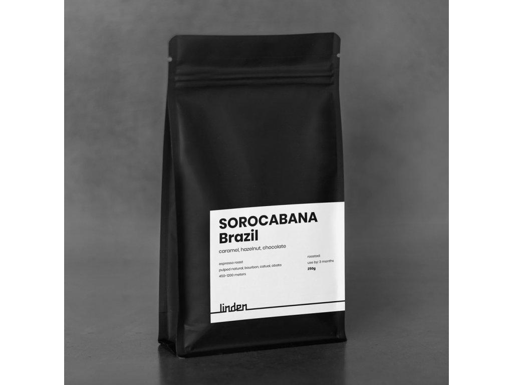 Linden Brazil Sorocabana 250g