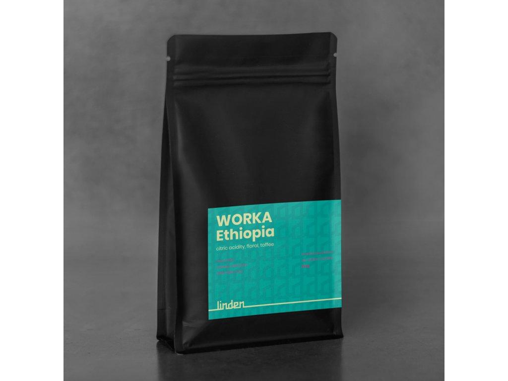 ESHOP Ethiopia Worka 250g
