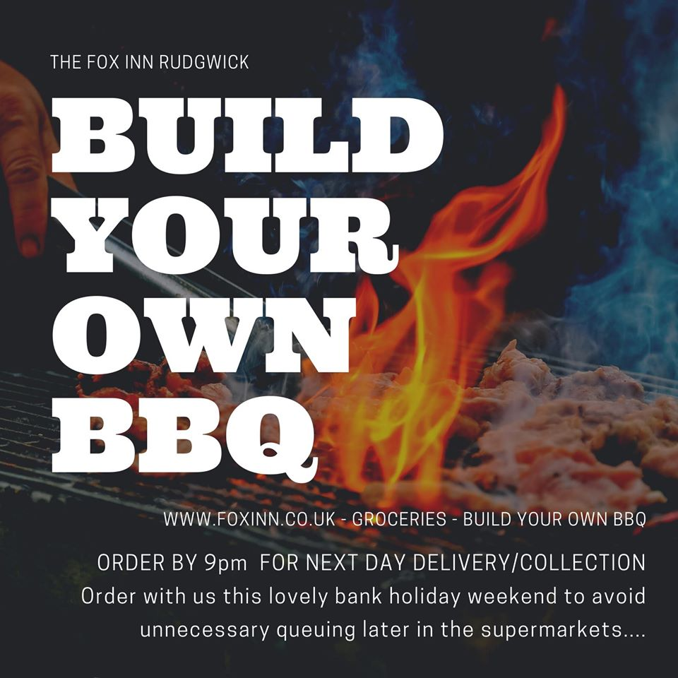 BUILD YOUR OWN BBQ ON OUR WEBSITE