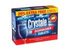 Crystal Dishwasher Tablets