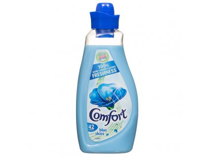 282378 Comfort Blue Skies 1 5ltr Fabric Conditioner1