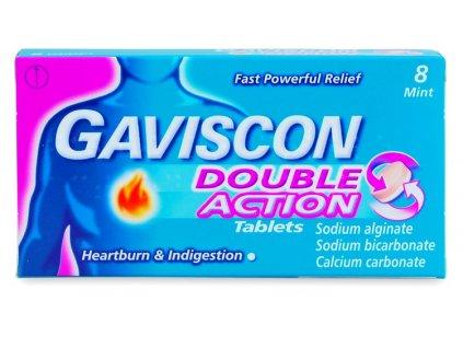 gaviscon double action mint 8 chewable tablets fc3fa19fcffc6644a417ef9b6cebbea9