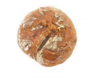 chleba kulatý