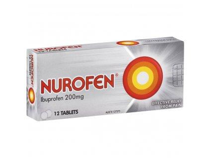 Nurofen, Express liquid caps, 200mg
