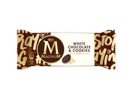 Magnum, white chocolate cookie, 90ml