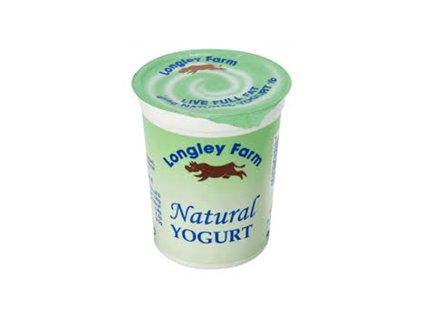 Longley Natural Yoghurt 454g