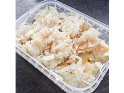 Handpicked White Crab Meat