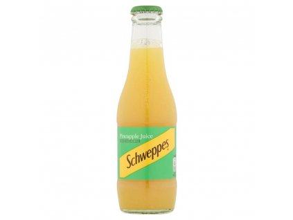 schweppes pineapple juice 200ml
