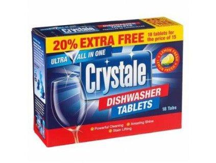 Crystal Dishwasher Tablets