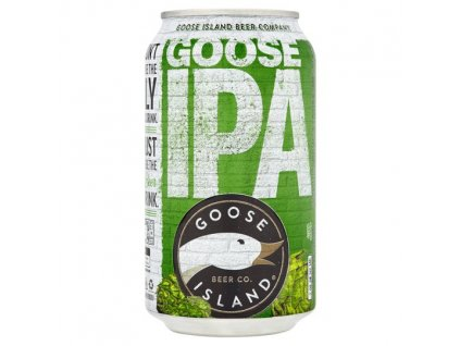 Goose Island IPA 5.9%, 355ml can