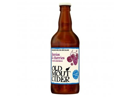 old mout berries cherries alcohol free 500ml