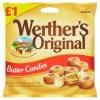 Werther's, original butter candies, 110g
