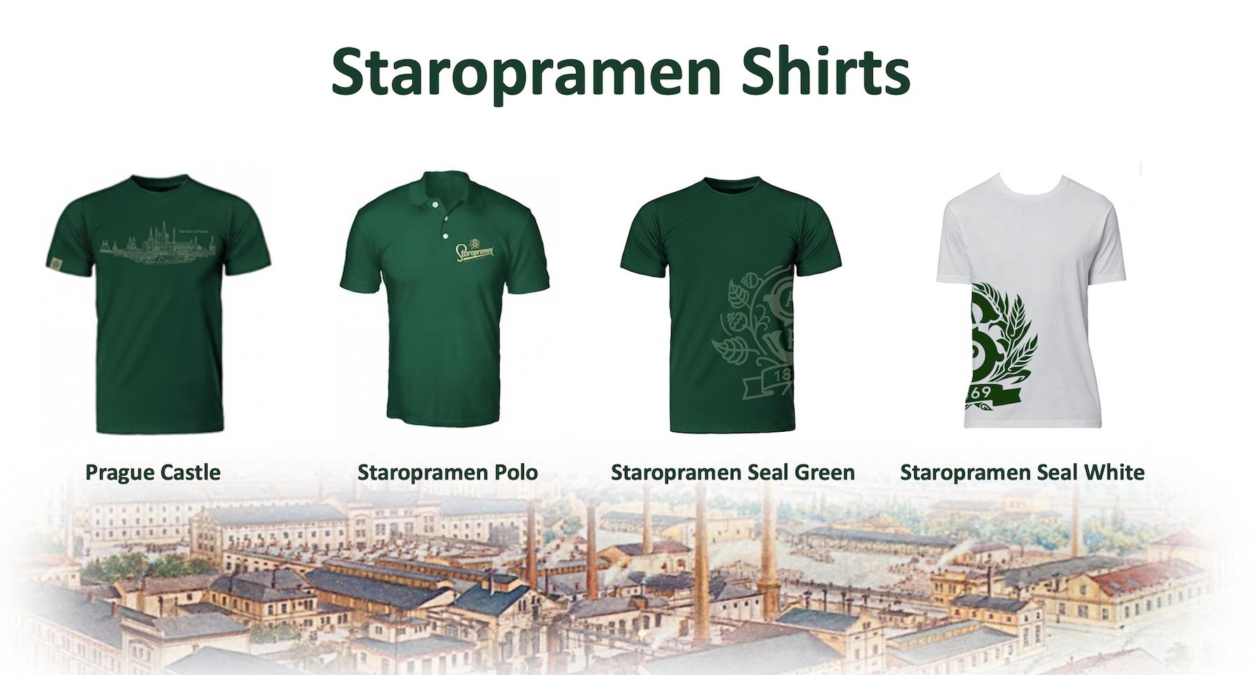 Staropramen Shirts