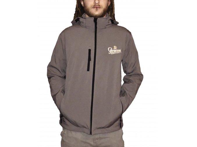 Staropramen Jacket with Hoodie | Staropramen bunda s kapucí