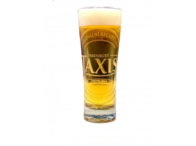 Pardubice Taxis Glass 0,4 l | Pardubický Taxis sklenice 0,4 l