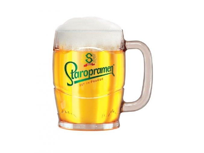 Staropramen Mug 0,5 l / Staropramen korbel 0,5 l