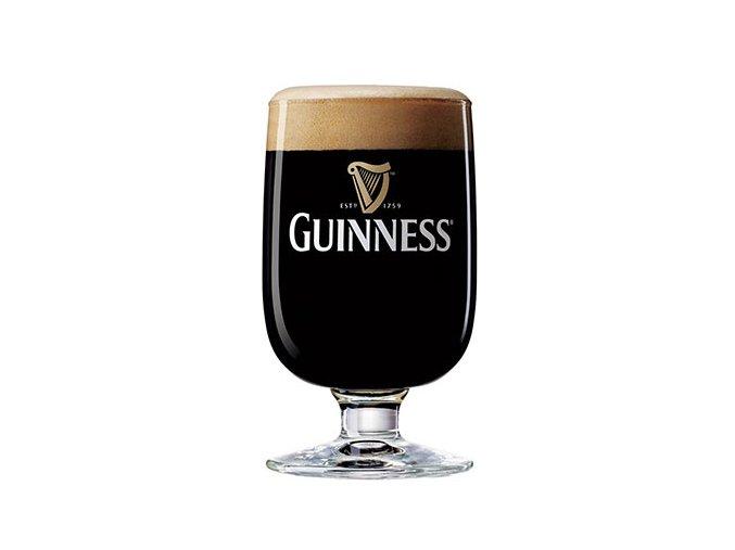 Glassware Guinness GUINNESS Half Pint Stem Glass l