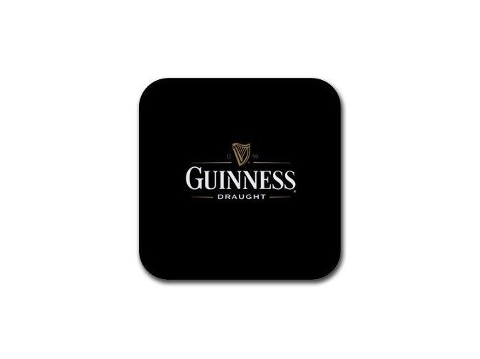 117408170 new guinness beer mats coasters set of 4 pack ebay
