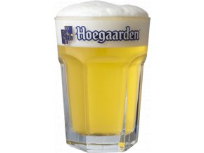 Hoegaarden glass