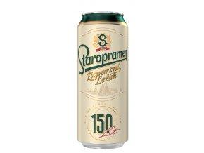Staropramen Can Premium Lager (6 Pack)