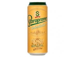 Staropramen Can Eleven Lager (6 Pack)