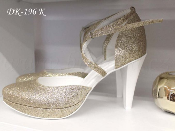 DK 196 brilliant gold