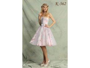 K 362 floral pink