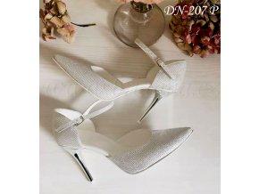 DN 207 P Mira silver