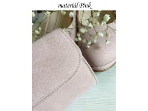 Materiál Pink