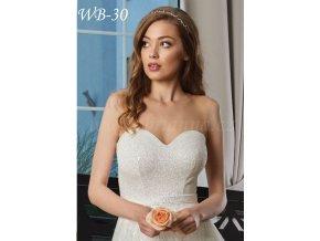 Třpytivé svatební body stříbrné/zlaté WB-30: NA ZAKÁZKU