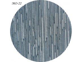 Materiál - Stříbrné pásky