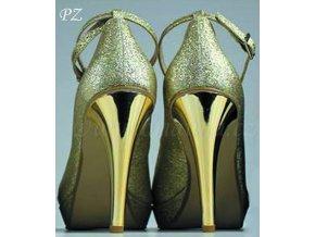 Zlaté podpatky