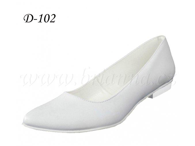 D 102 balerínky