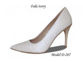 FALA - více barev (Barva ivory)