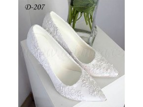 D 207 pearl lace