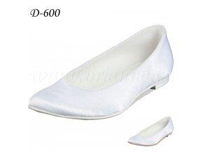 D 600 balerinky