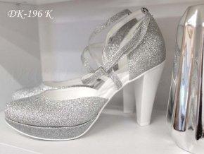 DK 196 brilliant silver